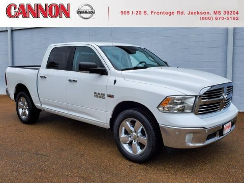 Pre-Owned 2017 RAM 1500 SLT Four Wheel Drive Truck