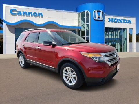 Pre-Owned 2015 Ford Explorer XLT FWD SUV