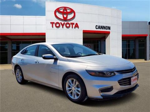 Pre-Owned 2017 Chevrolet Malibu LT w/1LT 4dr Sedan FWD Sedan