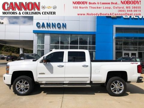 2016 Chevrolet Silverado 2500HD High Country
