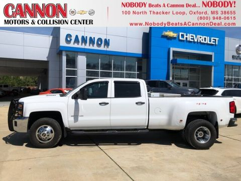 Pre-Owned 2015 Chevrolet Silverado 3500HD LT 4WD Truck