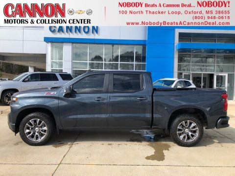 Pre-Owned 2019 Chevrolet Silverado 1500 RST 4WD Truck