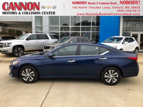 Pre-Owned 2019 Nissan Altima 2.5 S FWD Sedan
