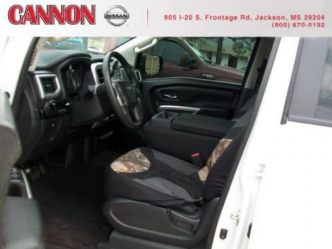 Pre-Owned 2018 Nissan Titan SV 4WD Truck