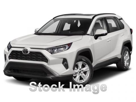 2020 Toyota RAV4 LE 4dr Front-wheel Drive