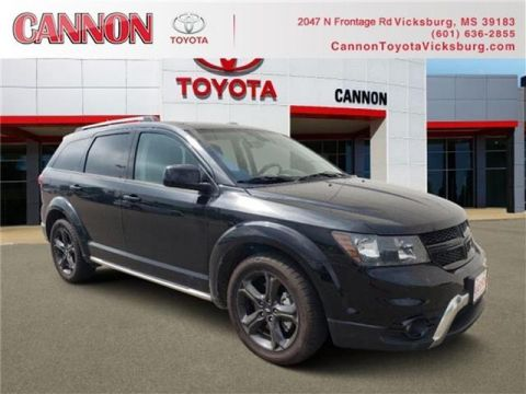 Pre-Owned 2018 Dodge Journey Crossroad 4dr Front-wheel Drive Front Wheel Drive Sport Utility