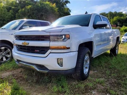 2016 Chevrolet Silverado 1500 LT w/1LT 4x4 Crew Cab 5.75 ft. box 143.5 in. WB