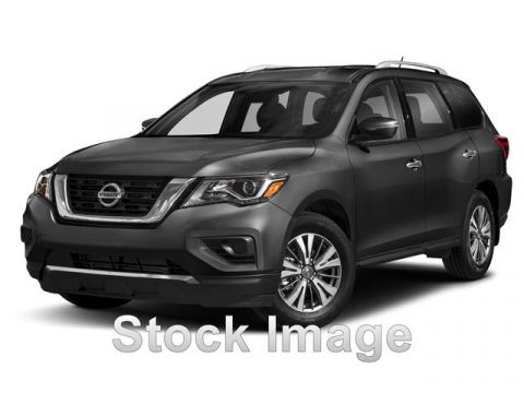 Pre-Owned 2018 Nissan Pathfinder Platinum 4dr Front-wheel Drive FWD Sport Utility