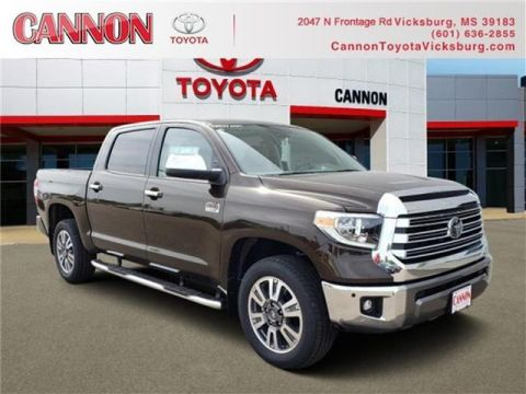2020 Toyota Tundra 1794 5.7L V8 4x4 CrewMax 5.6 ft. box 145.7 in. WB