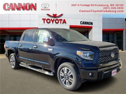 2020 Toyota Tundra Platinum 5.7L V8 4x4 CrewMax 5.6 ft. box 145.7 in. WB