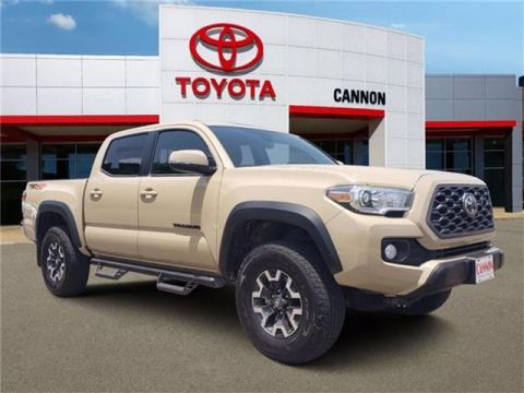 2020 Toyota Tacoma Limited V6 4x4 Double Cab 127.4 in. WB
