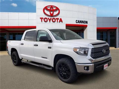 2020 Toyota Tundra SR5 5.7L V8 4x2 CrewMax 5.6 ft. box 145.7 in. WB