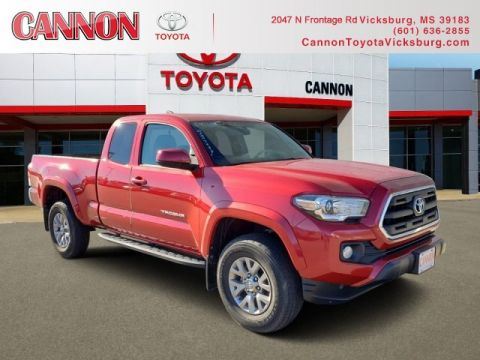 Pre-Owned 2016 Toyota Tacoma SR5 RWD Truck