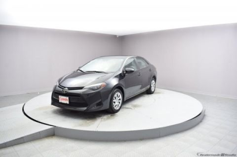 Pre-Owned 2019 Toyota Corolla FWD Sedan