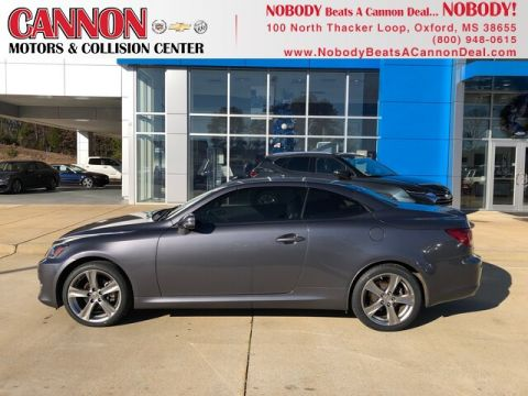 Pre-Owned 2012 Lexus IS 250C RWD Convertible