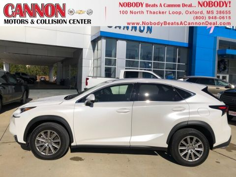 Pre-Owned 2017 Lexus NX 200t FWD SUV