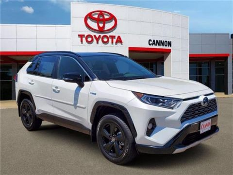 2020 Toyota RAV4 Hybrid XSE 4dr All-wheel Drive