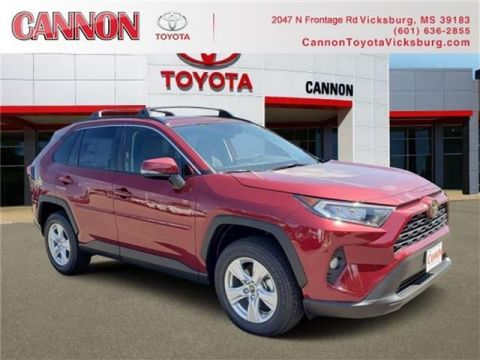 2019 Toyota RAV4 XLE 4dr Front-wheel Drive