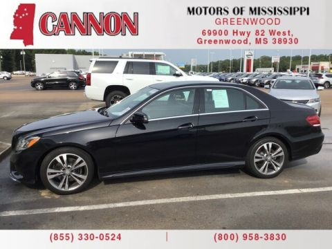 Pre-Owned 2016 Mercedes-Benz E 350 AWD 4MATIC Sedan