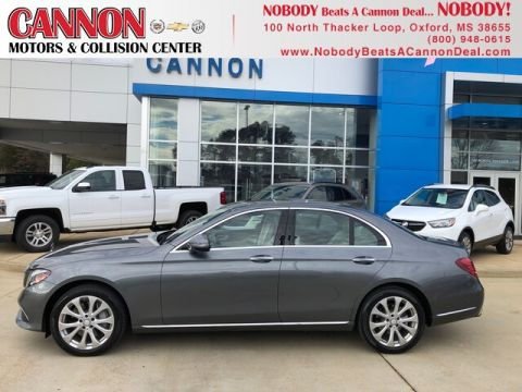 Pre-Owned 2017 Mercedes-Benz E 300 RWD Sedan
